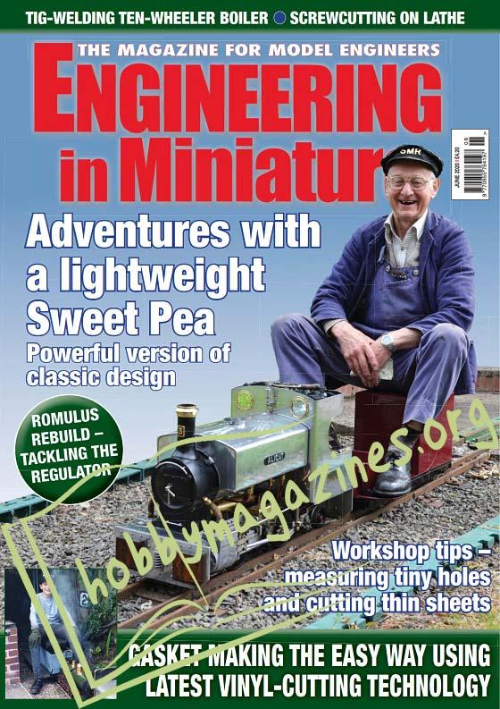 Engineering In Miniature - June 2020