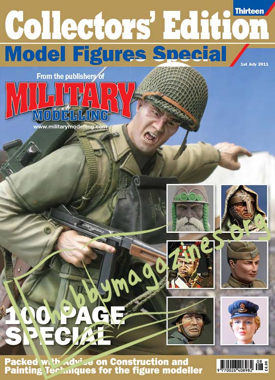 Military Modelling Collectors' Edition Thirteen