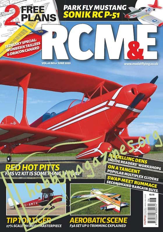 RCM&E - June 2020