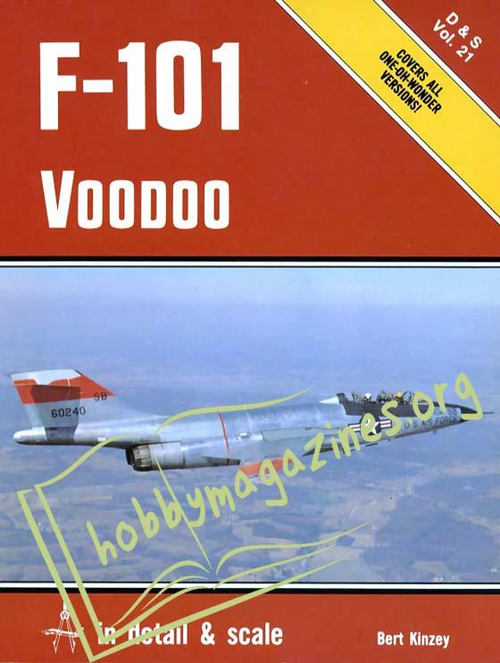 In Detail & Scale - F-101 Voodoo