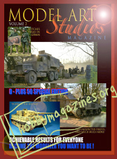 Model Art Studios Magazine No.2