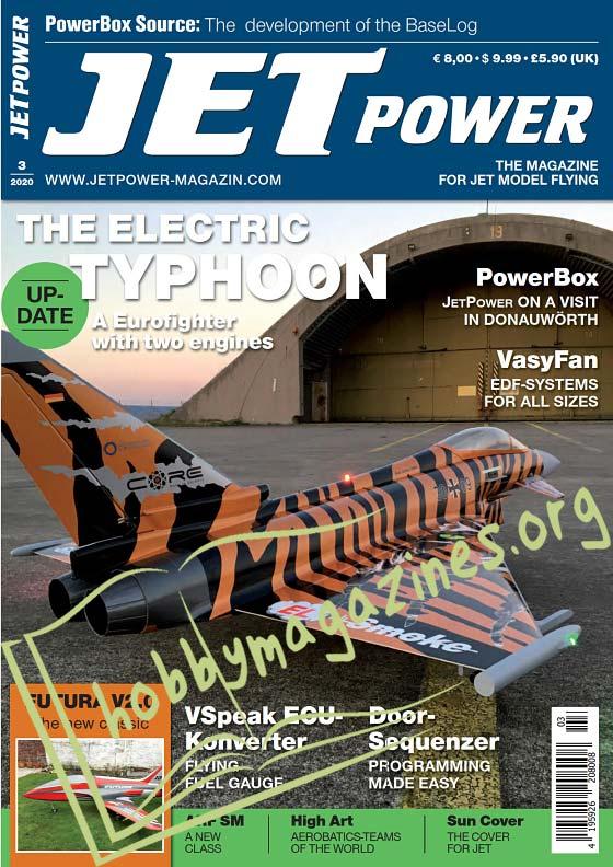 JET power 2020-03