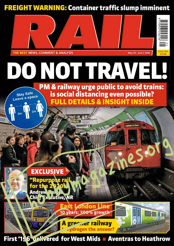 RAIL - May 20, 2020