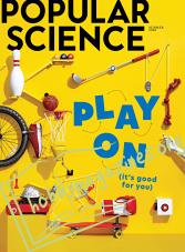 Popular Science - May/June 2020