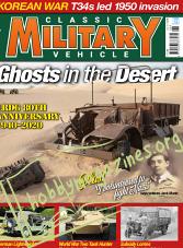 Classic Military Vehicle - June 2020