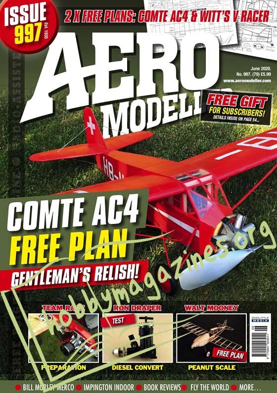Aeromodeller - June 2020