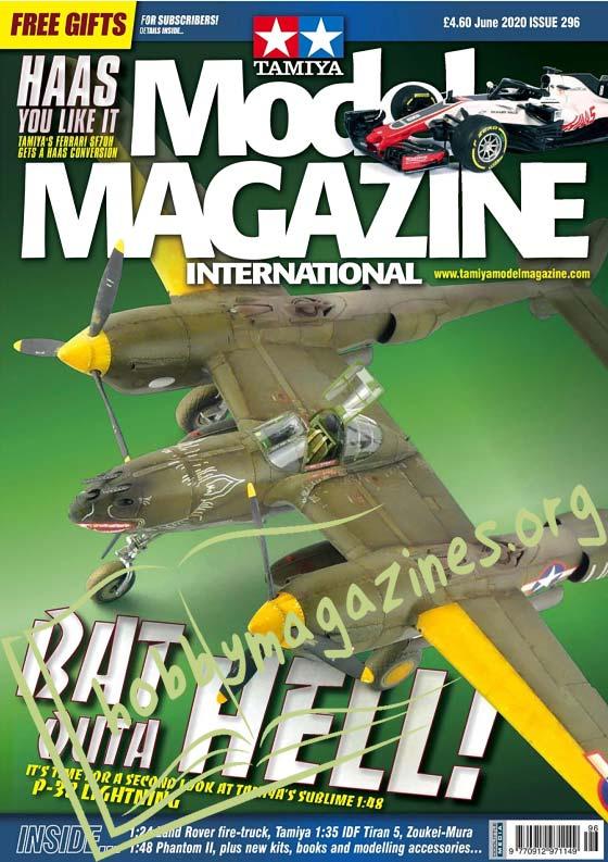 Tamiya Model Magazine - June 2020