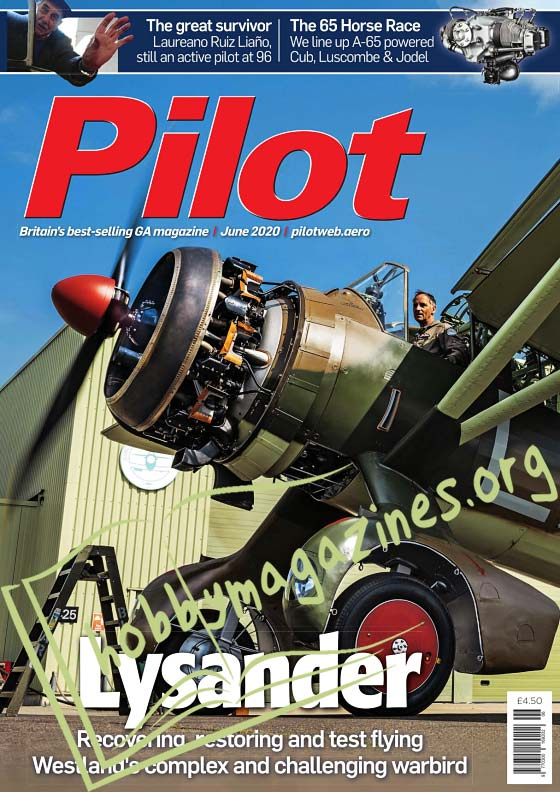 Pilot – June 2020