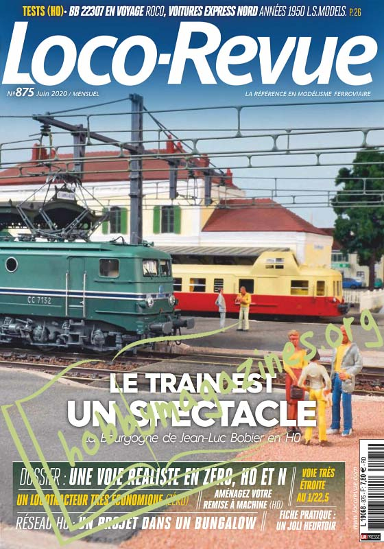 Loco-Revue - Juin 2020