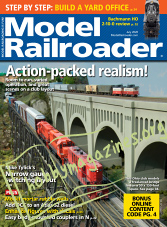 Model Railroader - July 2020
