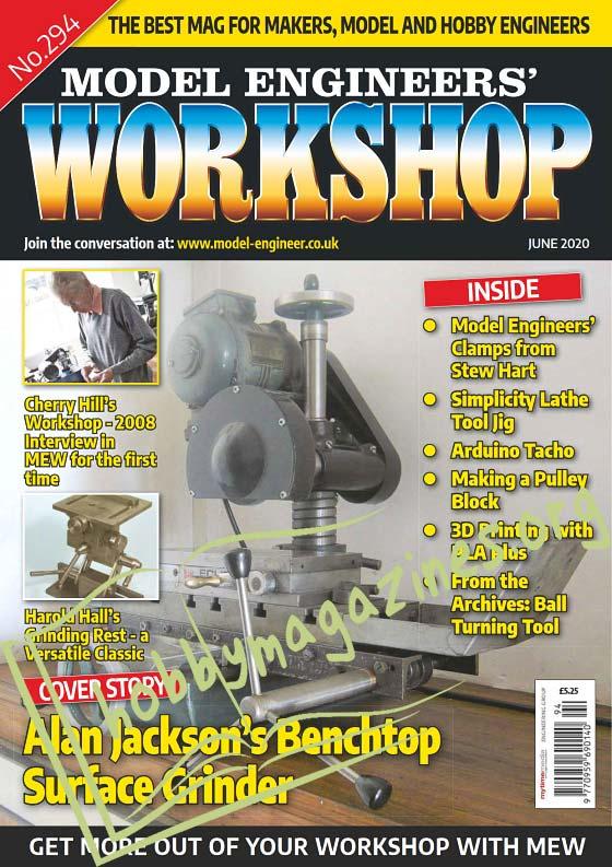 Model Engineers' Workshop Magazine 294