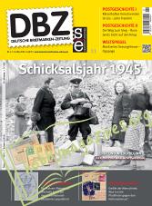 Deutsche Briefmarken-Zeitung 11 - 8 Mai 2020