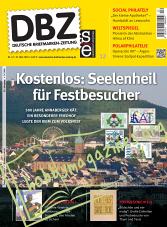 Deutsche Briefmarken-Zeitung 12 - 22 Mai 2020