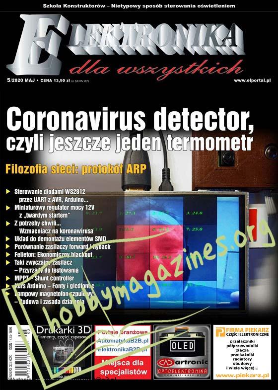 Elektronika Dla Wszystkich 2020-05