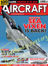 Classic Aircraft - August 2011