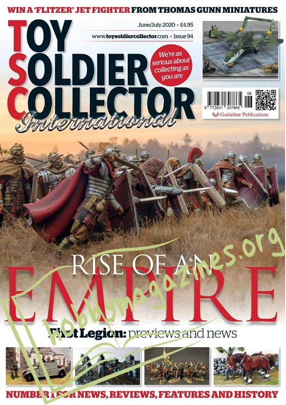 Toy Soldier Collector - June/July 2020