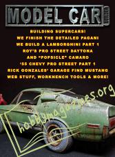 Model Car Builder - Summer 2020