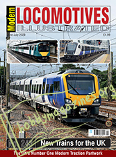 Modern Locomotives Illustrated - June/July 2020