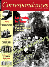 Correspondances Ferroviaires 9 - Octobre/Novembre 2003