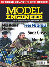 Model Engineer 5 June 2020