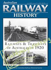 Australian Railway History - June 2020