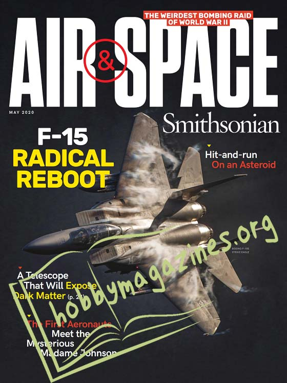 Air & Space Smithsonian – April/May 2020