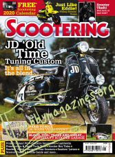 Scootering - January 2020