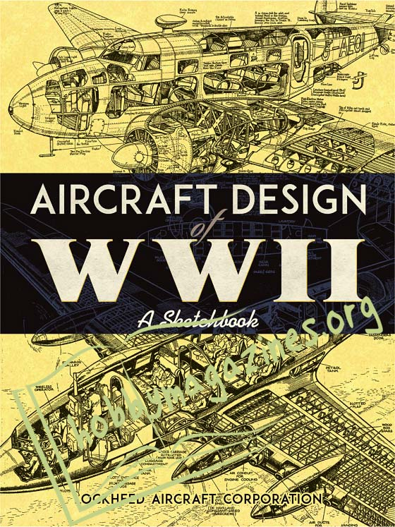 Aircraft Design of WWII: A Sketchbook (ePub)