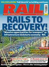RAIL – June 03, 2020