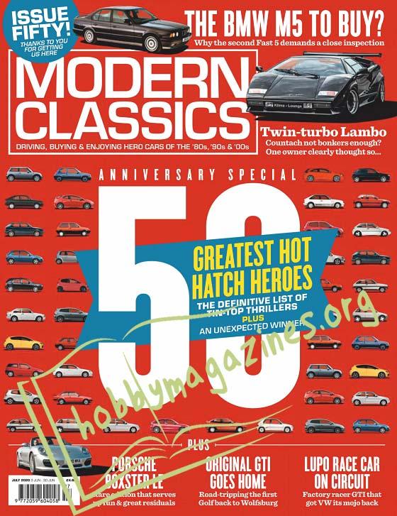 Modern Classics - July 2020
