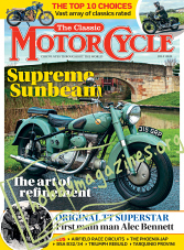 The Classic MotorCycle - July 2020