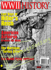 WWII History Magazine - June/July 2020