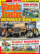 Classic Tractor - July 2020