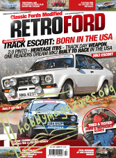 Retro Ford - July 2020