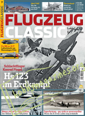 Flugzeug Classic 2020-07