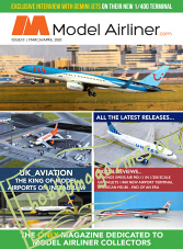 Model Airliner Issue 10 - March/April 2020