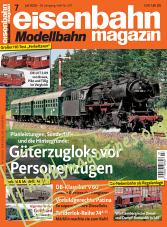 Eisenbahn Magazin – Juli 2020