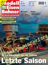 ModellEisenBahner - Juli 2020