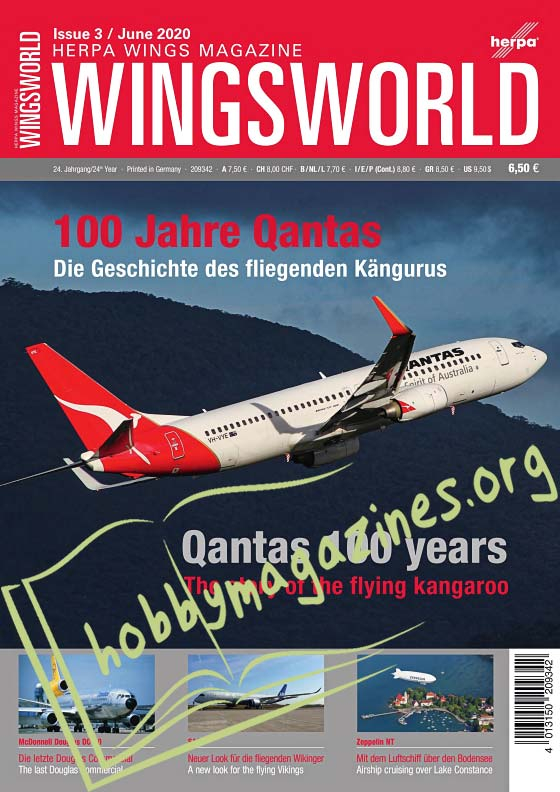 Wings World - June 2020
