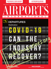 Airports International - April/March 2020