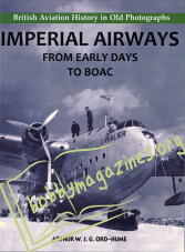 Imperial Airways. From Early Days to BOAC