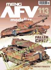 AFV Modeller - July-August 2020
