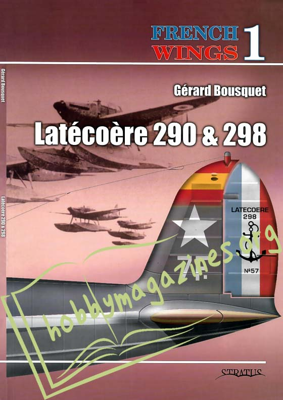 French Wings 1 - Latecoere 290 & 298