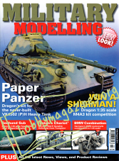 Military Modelling - August 2011
