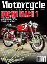 Motorcycle Classics - July/August 2020