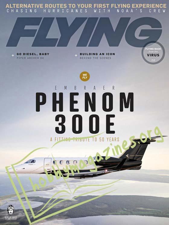 Flying - June 2020