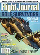 Flight Journal - August 2020