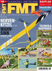 Flugmodell und Technik - Juli 2020