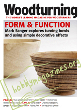 Woodturning Issue 345