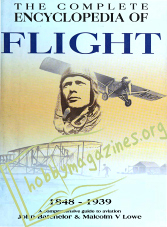 The Complete Encyclopedia of Flight 1848-1939